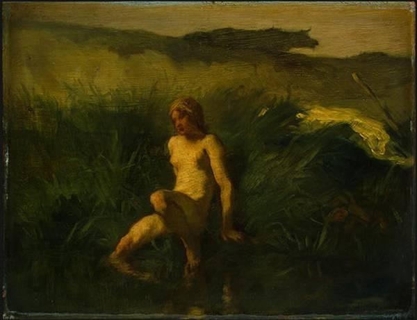 The Bather NGA